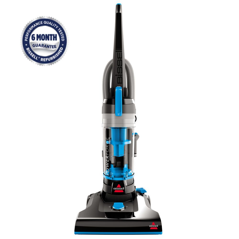 Powerful Easy To Use Bagless System Experience Powerful Suction With The Helix System For Longer Lasting Pick Up Upright Vacuums Vacuum Cleaner Robot Vacuum
