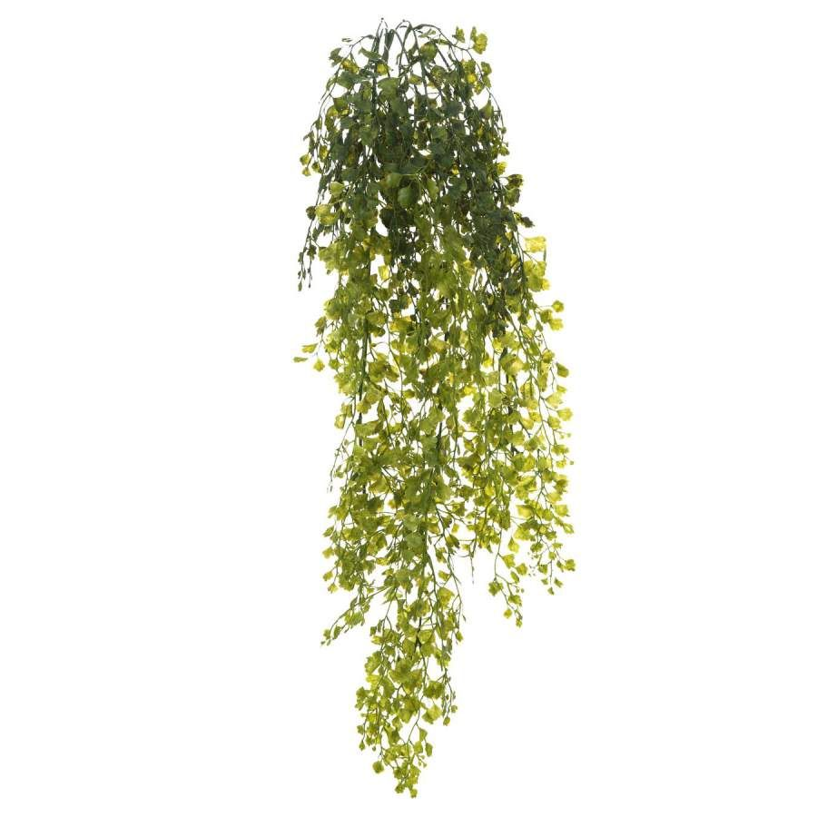 plantas artificiales colgantes planta artificial colgante adiantum las hojas de la planta se asemejan - Plantas Colgantes