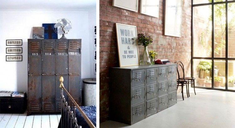 Decoration Industrielle Les 10 Incontournables Du Style Factory Mobilier De Salon Decoration Industrielle Et Deco Maison
