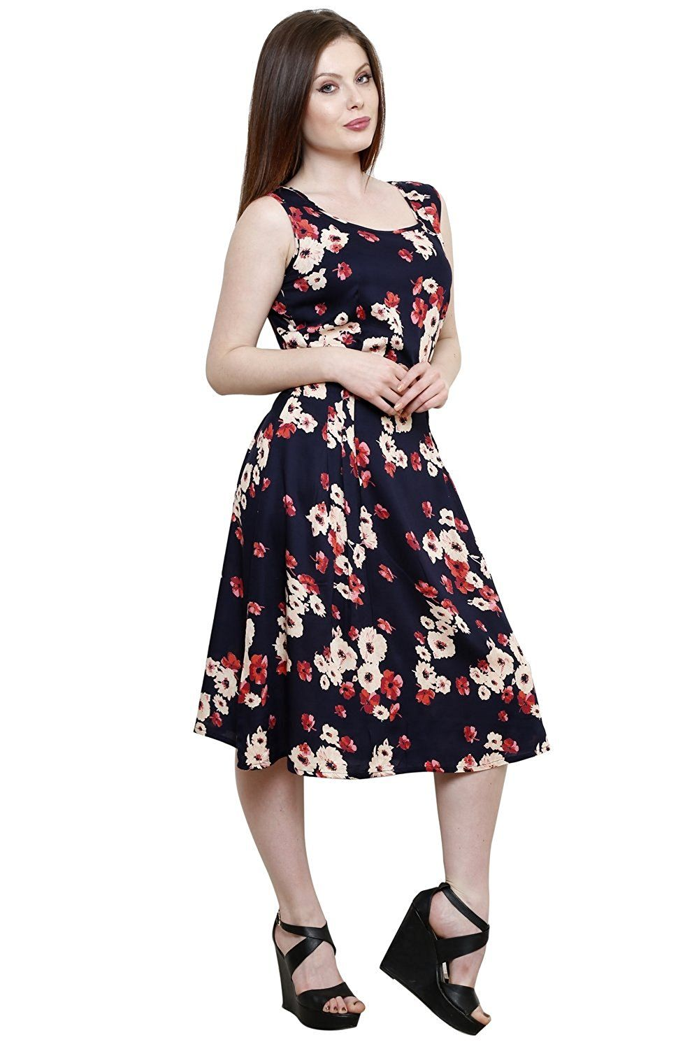 7096d7962a Vastrasutra Women s Dress  Amazon.in  Clothing   Accessories ...