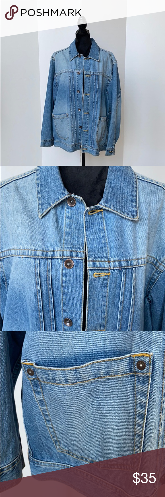 Men S Sean John Denim Jacket Size L Denim Jacket Denim Fabric Black Denim Jacket [ 1740 x 580 Pixel ]