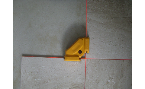 Pls Ft 90 Red Line Laser Tile Layout Flooring Plastic Case