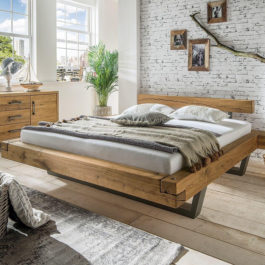 Schlafzimmer Echtholz Modern