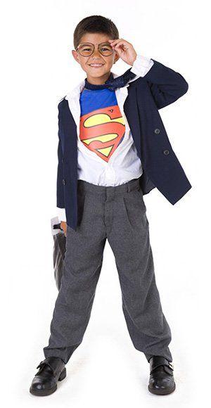 Diy super boy halloween costume idea halloween costume for Cute boy girl halloween costume ideas