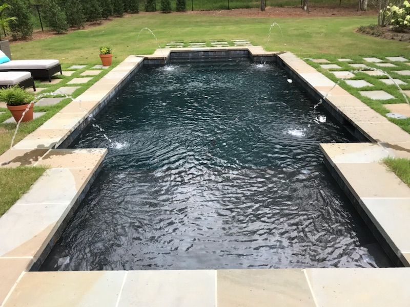 Summer is better in a #pool from Swimming Pools of Tupelo ...