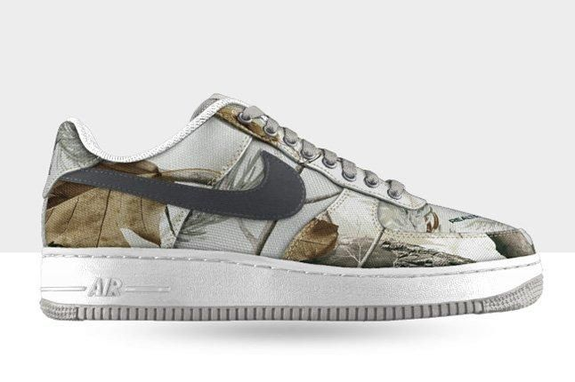 Nike Id Air Force 1 Realtree Camo Options Sneaker Freaker