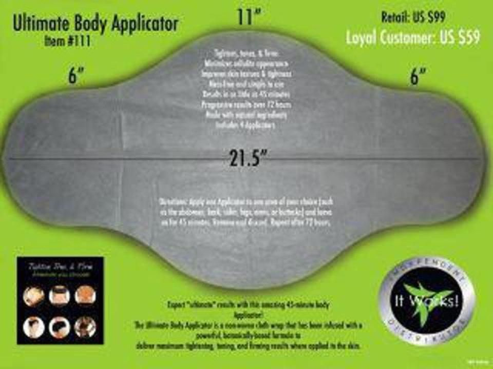 Let's get a wrap on you today! https://trywraps.myitworks.com