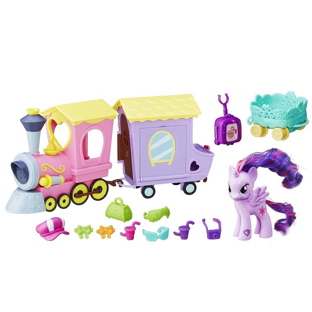 My Little Pony - Train de l\'amitié - Hasbro - Toys\