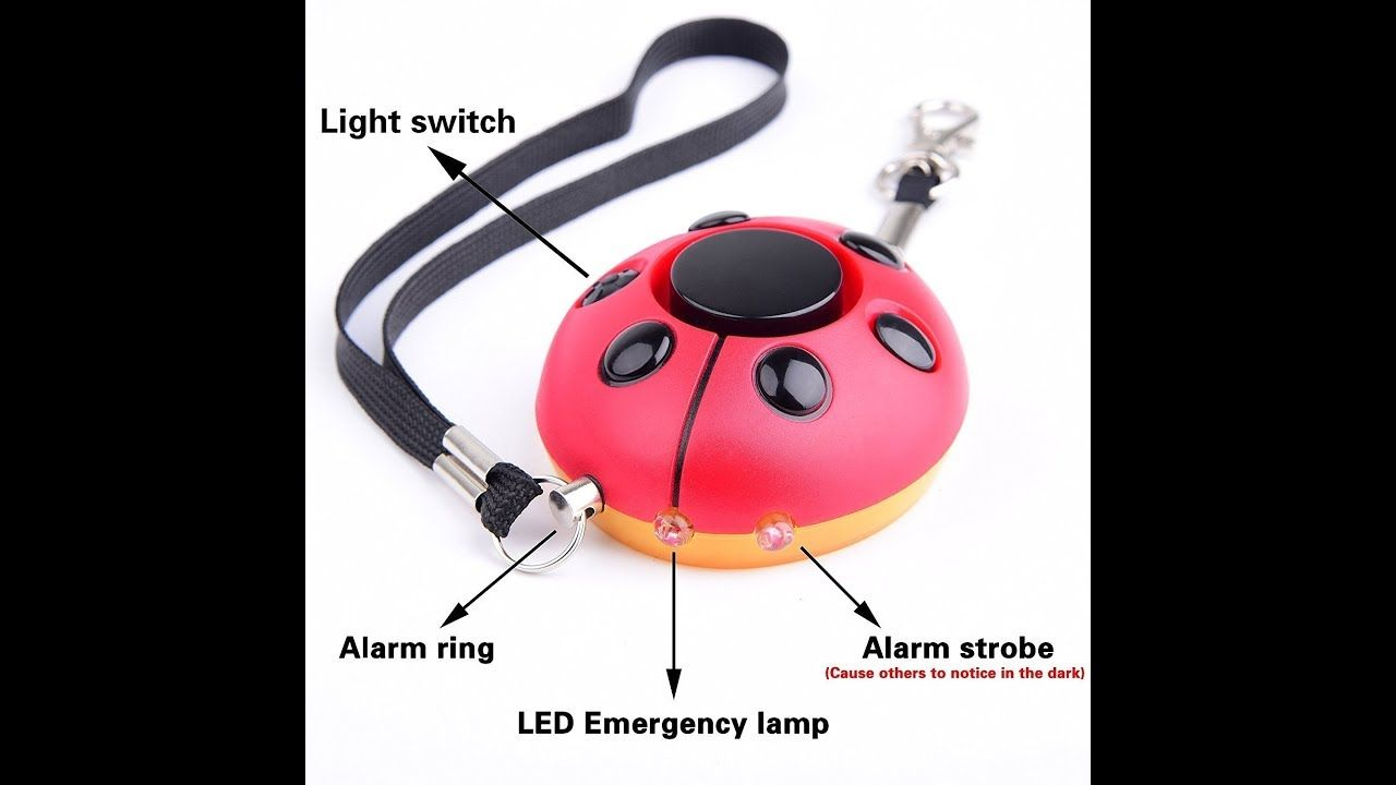 130Db New Emergency Personal Alarm Keychain/the Wolf Alarm/Elderly/ kids Tracker,Safety/Attack/Protection/ Panic/Self Defense Electronic Device,Good for Who Work At Night,as a Bag Decoration MANY USES. Fit for: Students, Jogger, Elderly, Kids, Women, Night workers. It's also a security necessary supply for traveling, hiking, camping and walking the dogs. The design and function is ideal for all ages