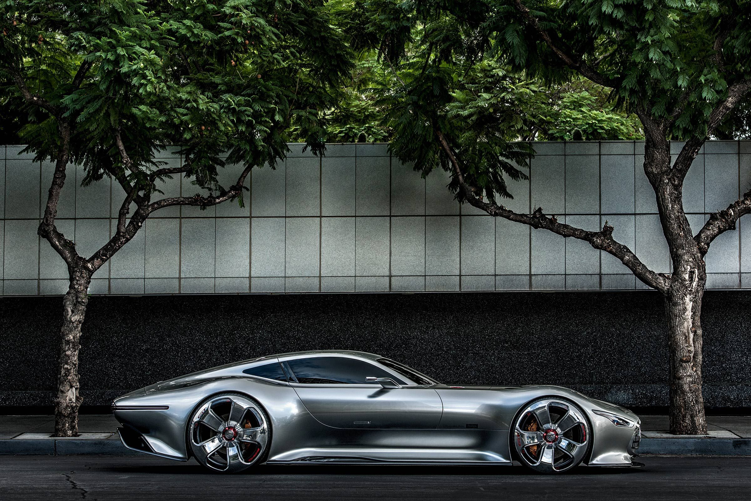 Mercedes benz amg vision gran turismo concept comes from the best future photo gallery of auto shows from car and driver car images