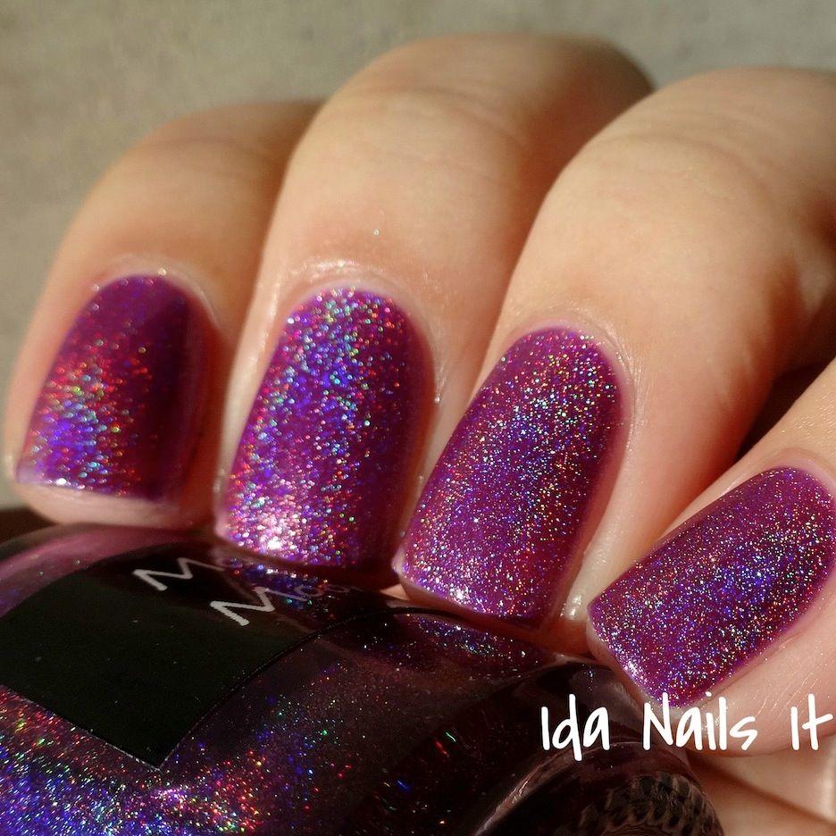 CrowsToes Nail Color — Monstrous Moonshine | Polish Wishlist ...