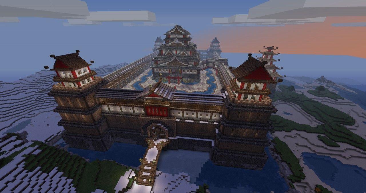 explore minecraft and more - Minecraft Japanese Bridge