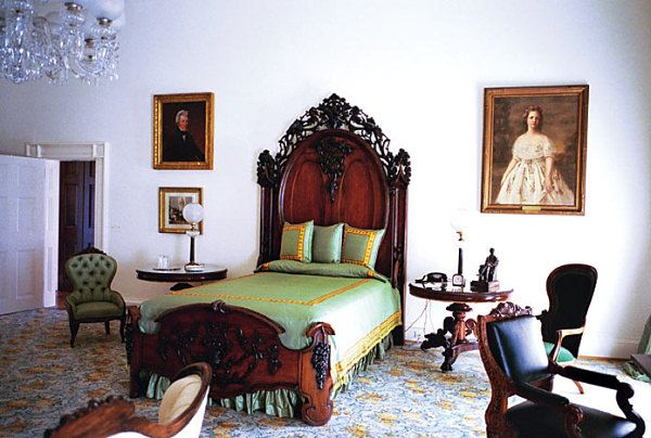 white house  lincoln bedroom 2001 with images  white