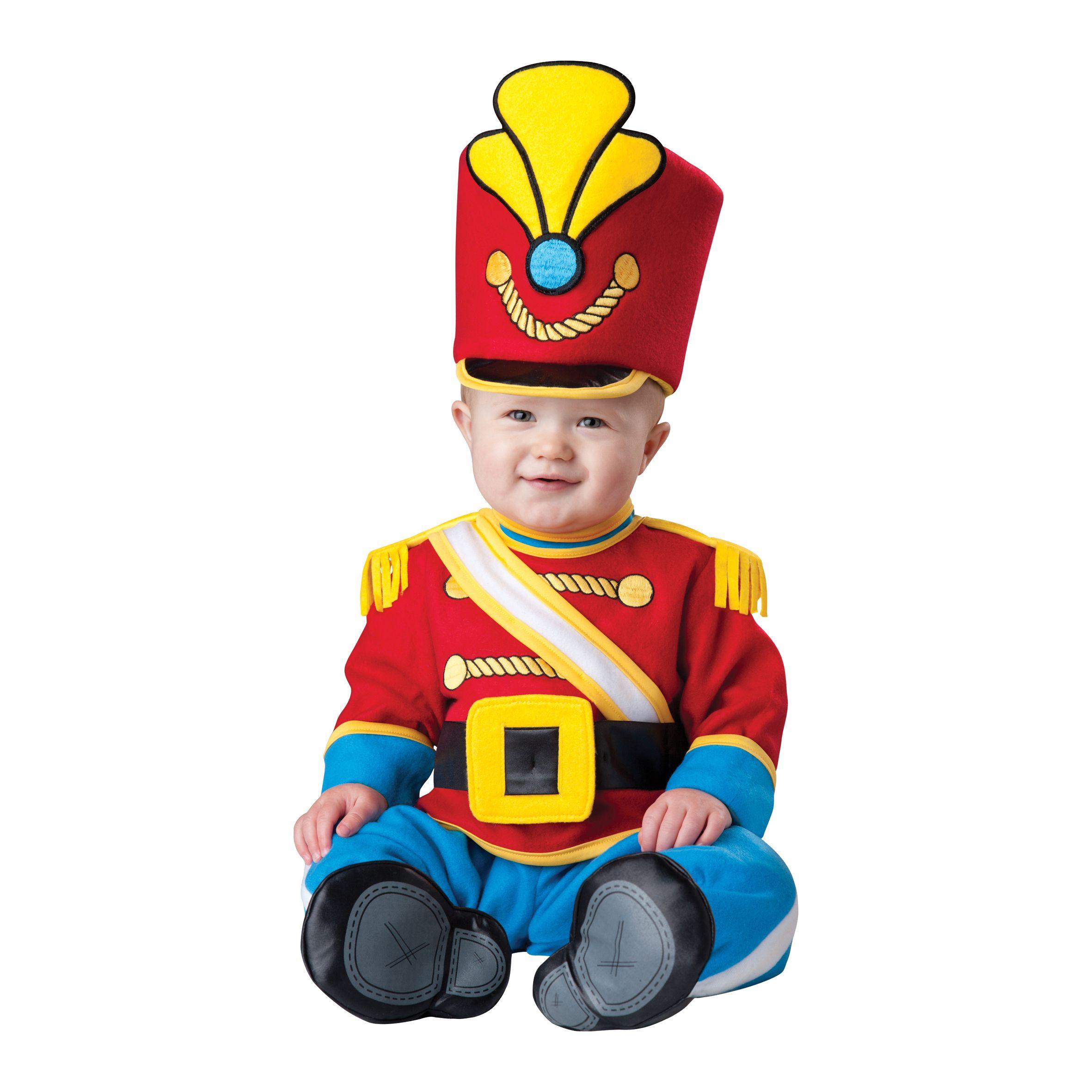 incharacter costumes ref soldado de juguete bebe incluye traje especial para que cambies