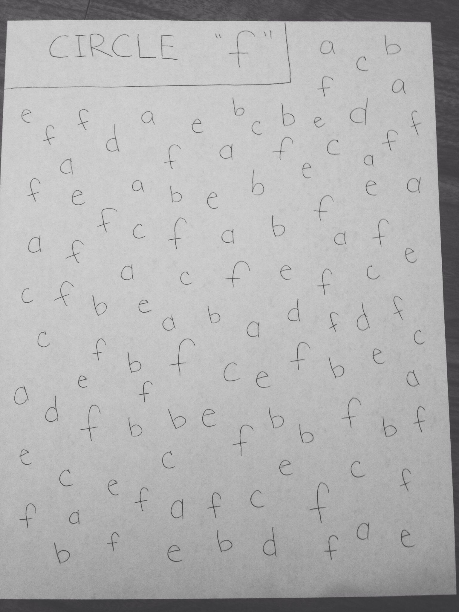 Pre K Literacy Activities Lower Case Letters Extra