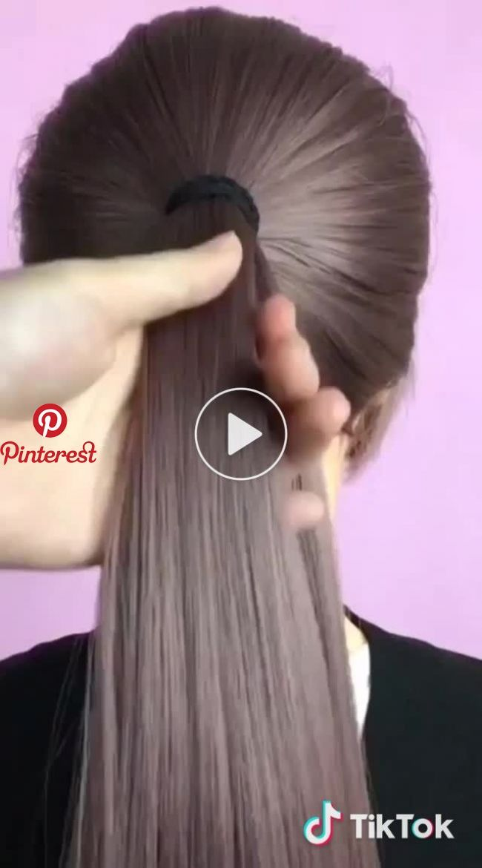 Simple Hairstyle I Hope You Like It Messyhair Hair Hairstyle Liv New Like Foryou Tiktok Ha Pinterest Hair Current Hair Styles Short Hair Styles