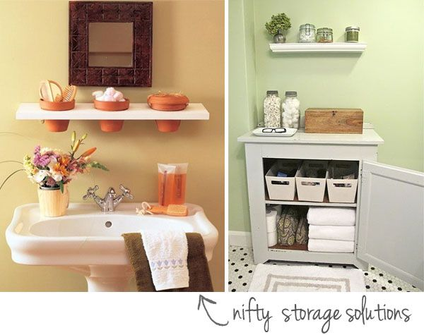 12 Best Images About Small Bathroom On Pinterest Ideas For Small Bathrooms Image Search And Small Bathroom Storage