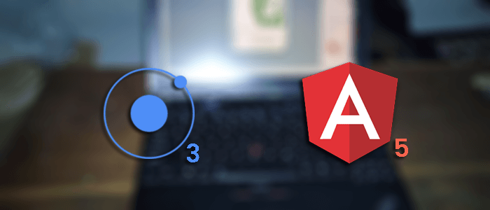 Ionic 3 and Angular 5 Mobile App Example   Ionic Framework