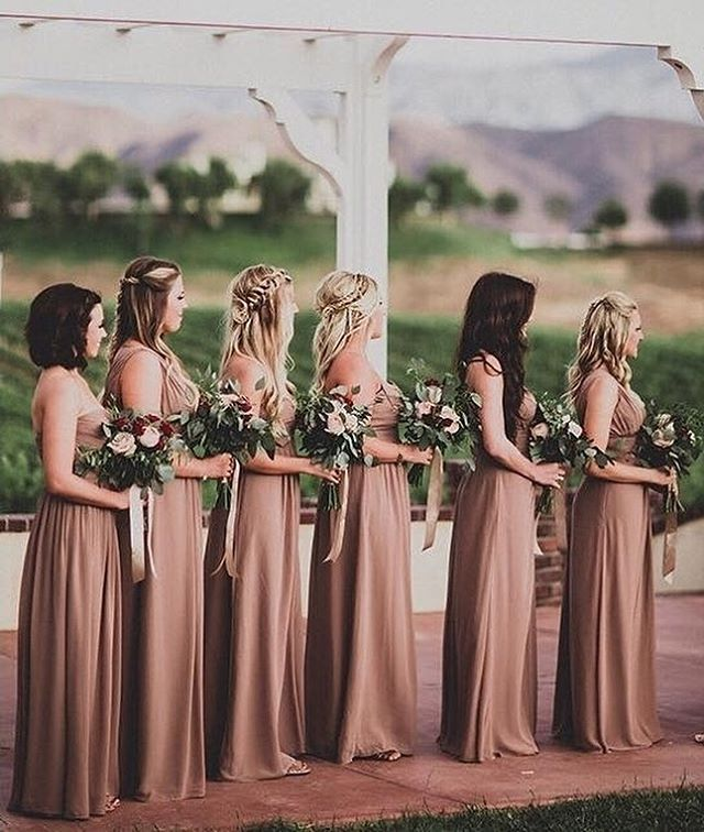 For Your Friends By Your Side There S Dessygroup Elegant Bridesmaids Dresses The Fall Bridesmaid Dresses Wedding Bridesmaid Dresses Rustic Bridesmaid Dresses
