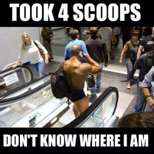 that moment when you take too much preworkout preworkout pump