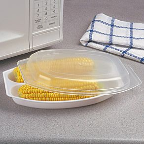 Microwave Corn Steamer - Zoom