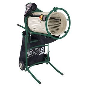 Tamis Electrique Fartools 360w 375mm Outils Agricoles Leroy Merlin Motoculteur