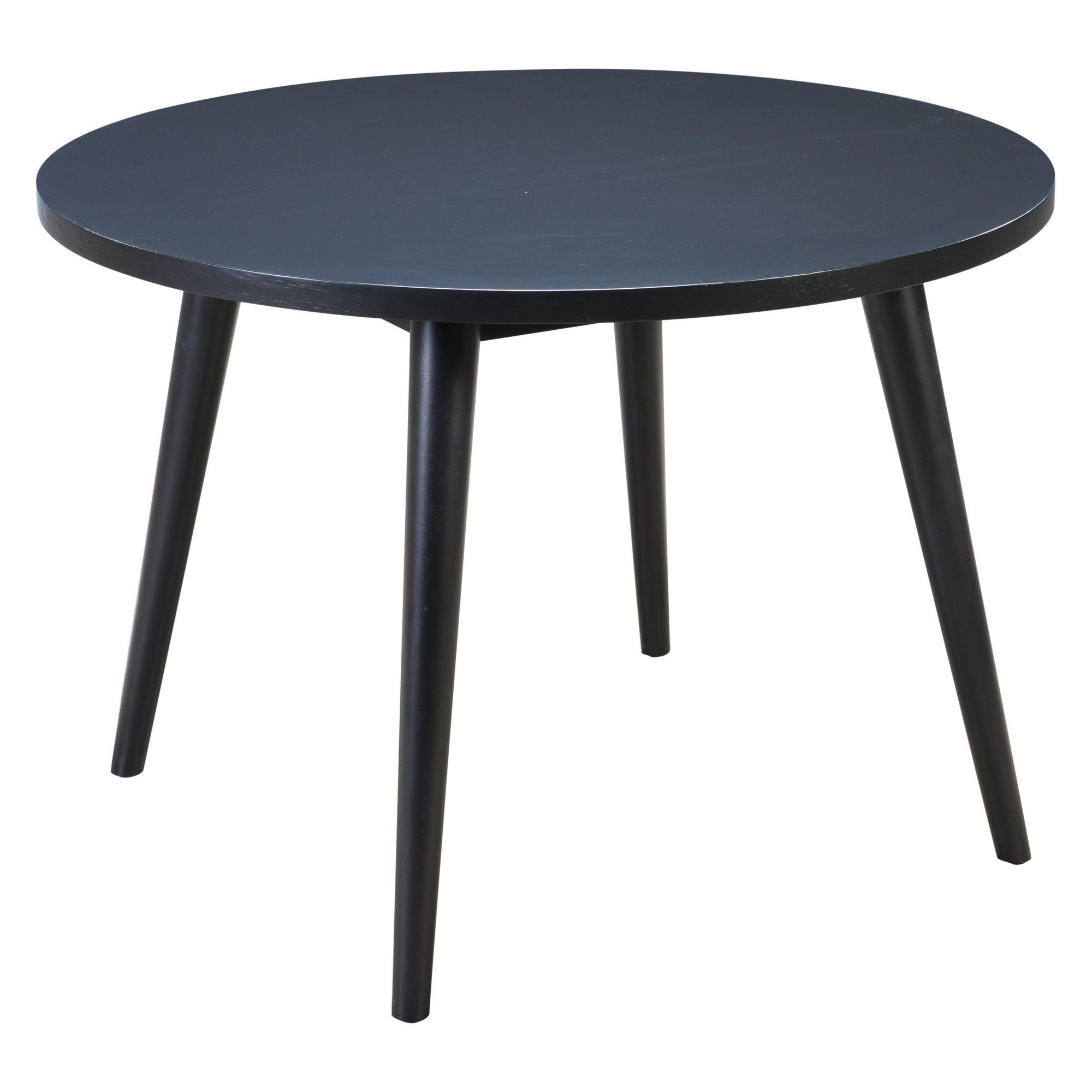 42 Modern Round Dining Table Dark Gray Zm Home In 2019