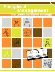 principles of management v 1 0 college textbooks read free