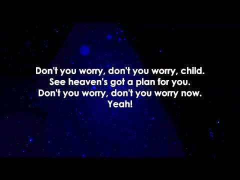 Swedish House Mafia Don T You Worry Child Lyrics Swedish House Mafia Mafia Lyrics