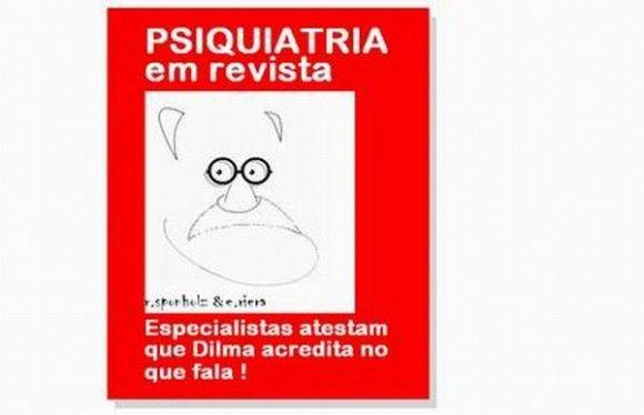Dilma acredita no que fala?!?!...