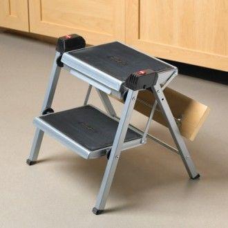 Best Kitchen Step Stools And Ladders | Kitchen Designs.com Blog Of Kitchen  Designs By