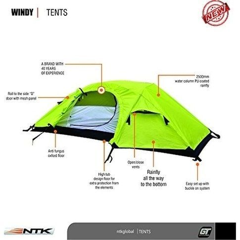Lightweight Camping Tents & Bivys for