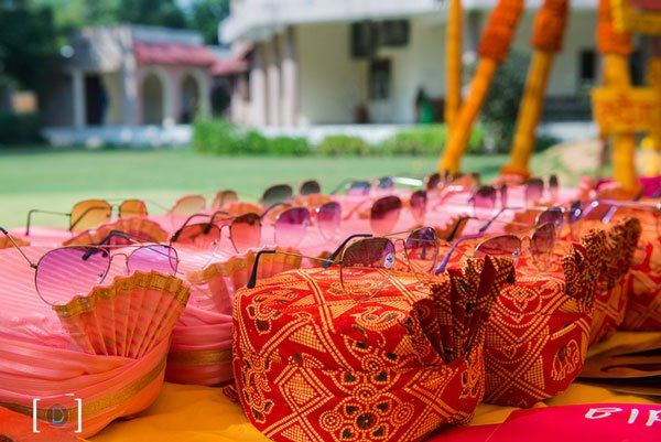 Sunglasses For An Indian Wedding