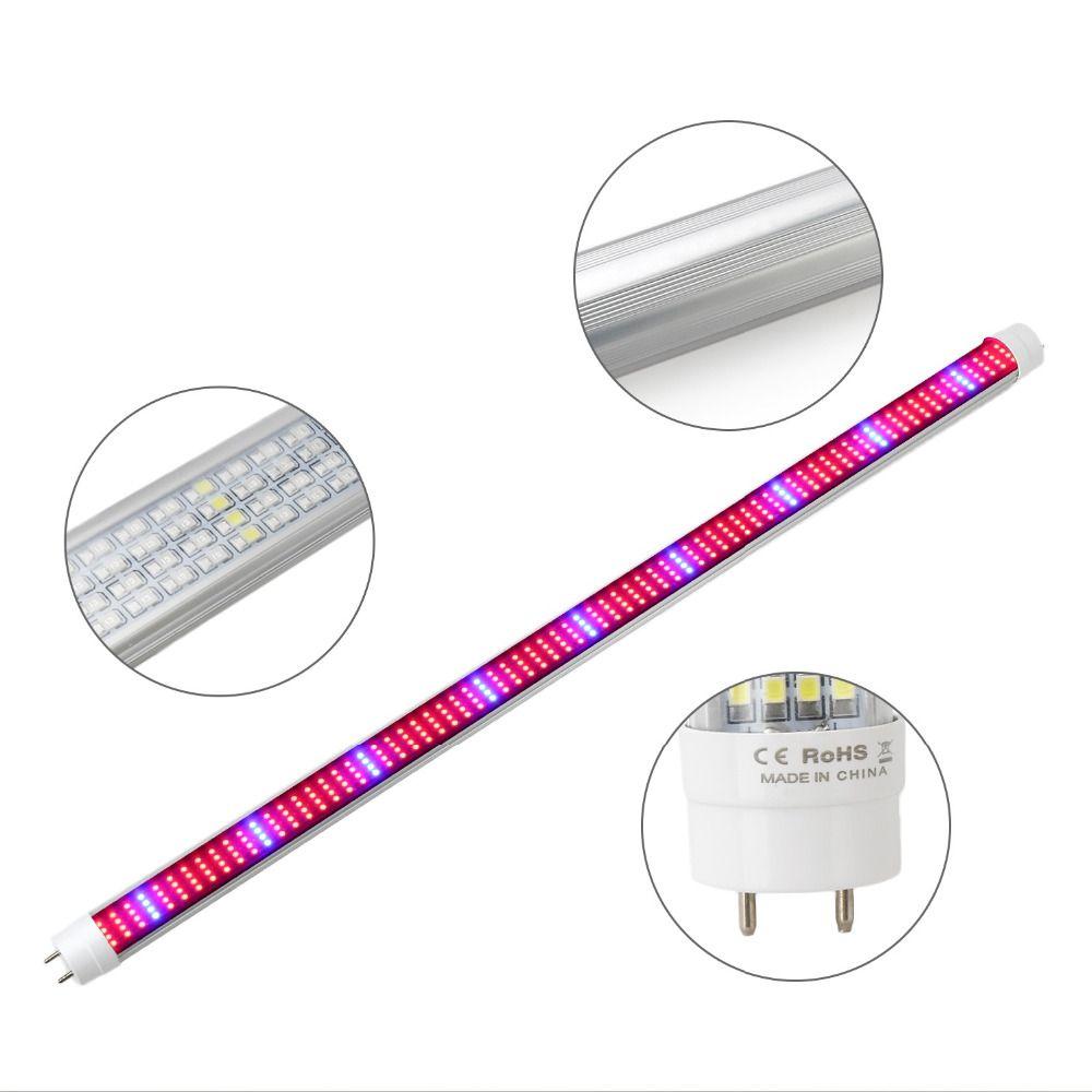 Best Price 5Pcs Led Grow Light Full Spectrum T8 Tube Led 640 x 480