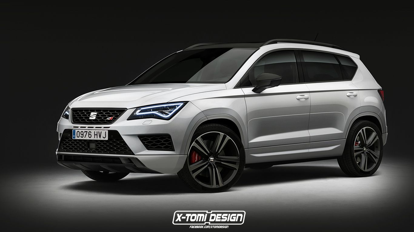 Seat Ateca Cupra Is It Real Rumors About A High Performance