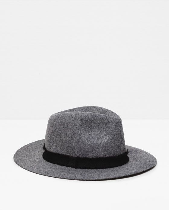 Image 1 of TRILBY HAT from Zara