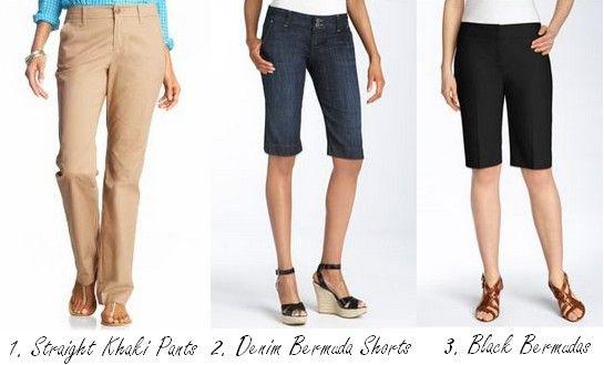 eb2fd746af1 Best Fashions for Short Pear-Shaped Body