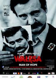 Walesa: Man of Hope Año 2013. Película biográfica tributo al ganador del Premio Nobel de la Paz, sindicalista, político y activista de los Derechos Humanos polaco.