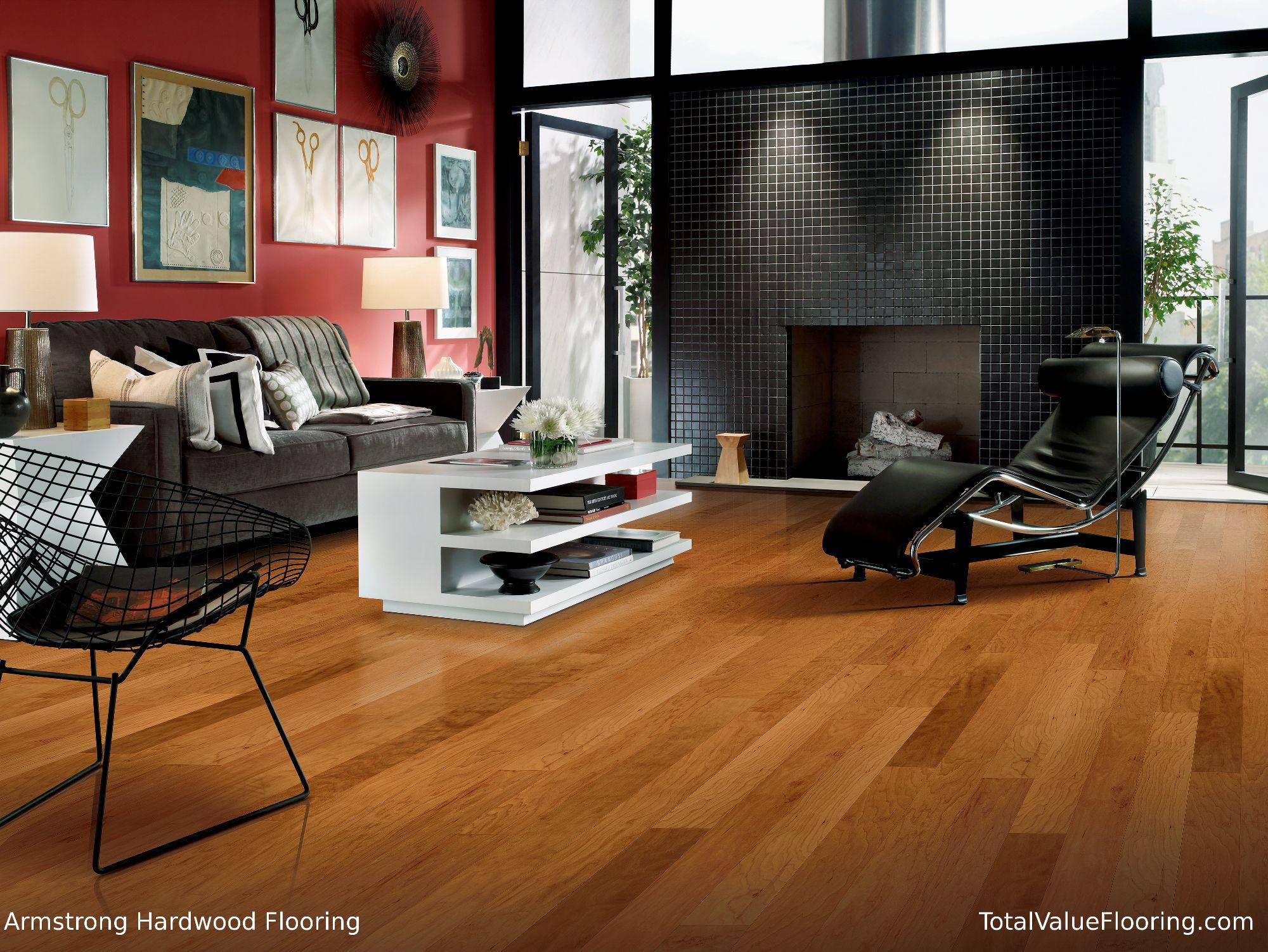 Oak Bronze Tone Cherry hardwood flooring, Engineered