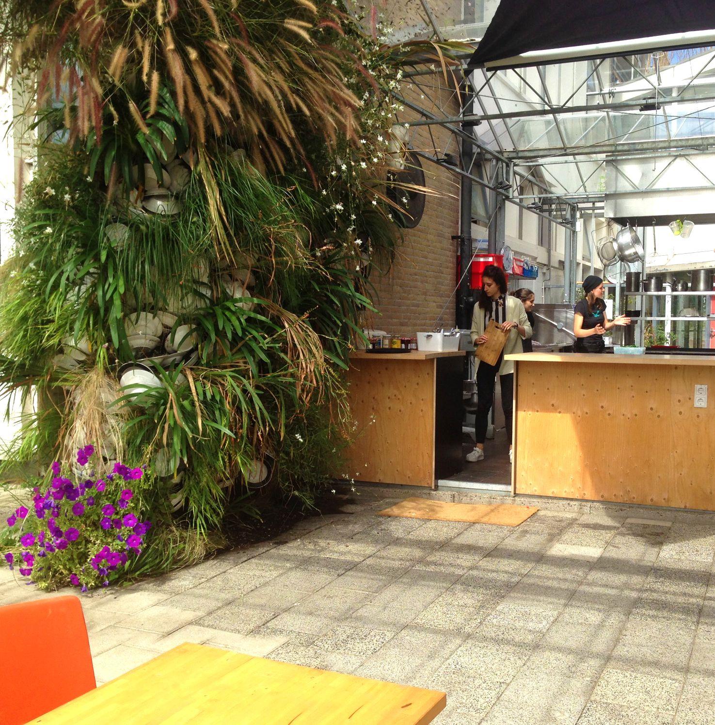 Kitchen Mediamatic, Amsterdam