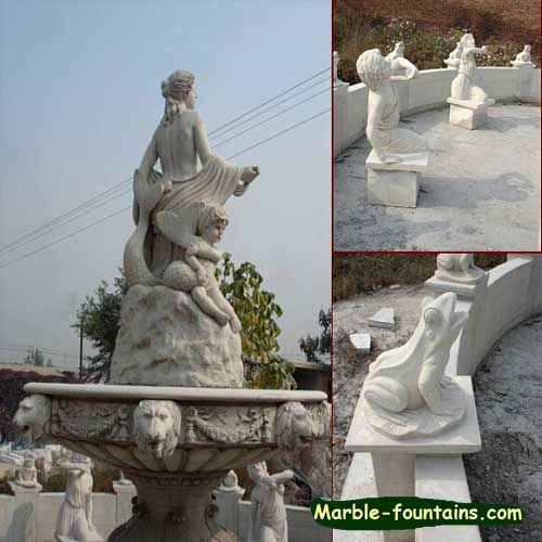 fountain designs fountain designmarblegarden fountains