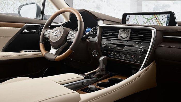 2019 Lexus RX 350 Interior Car New Trend Lexus Rx 350