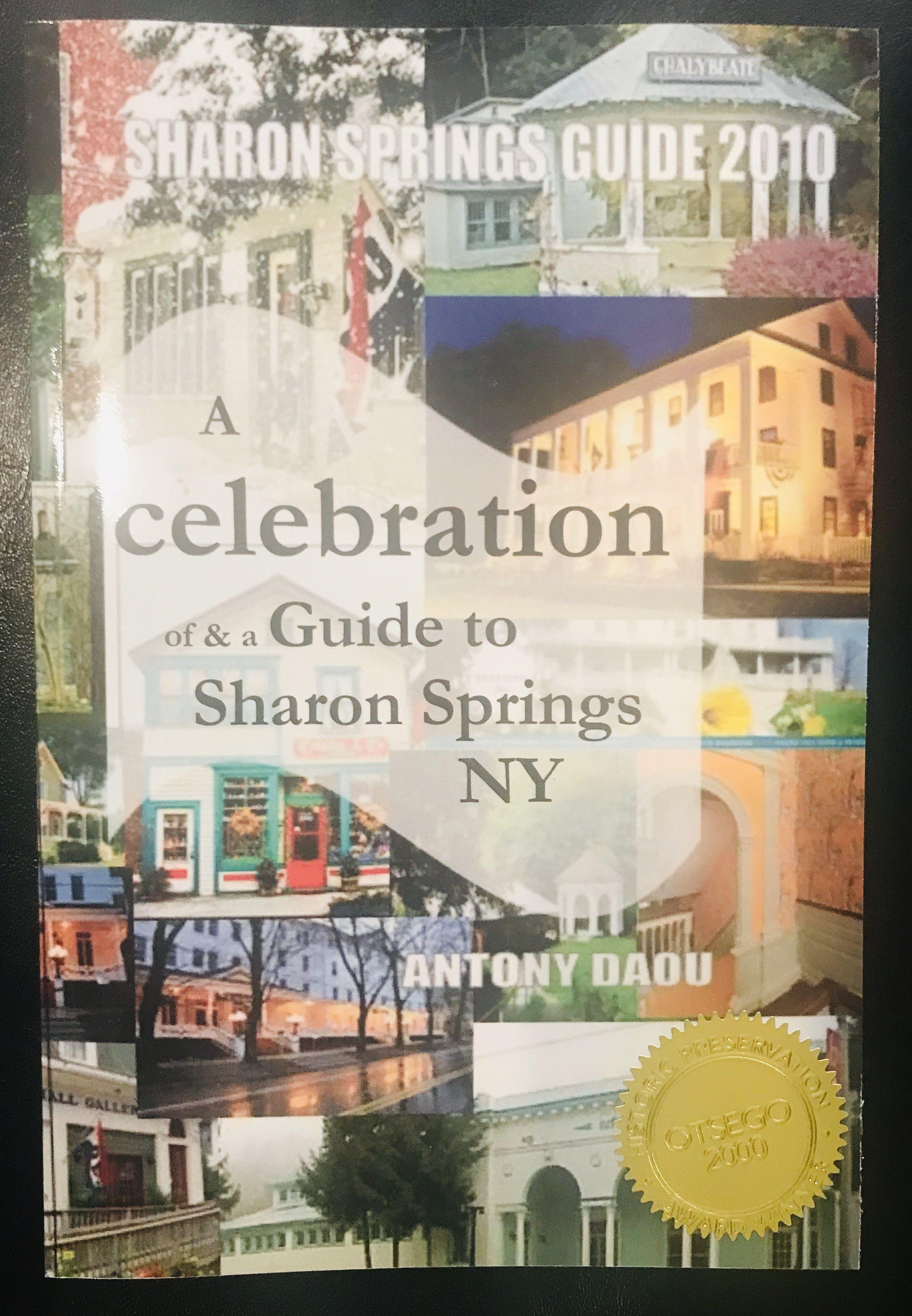 Sharon Springs Guide Otsego 2000 Historic Preservation