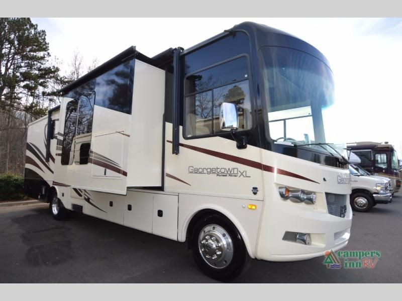 Used 2016 Forest River Rv Georgetown 378 Motor Home Class A At