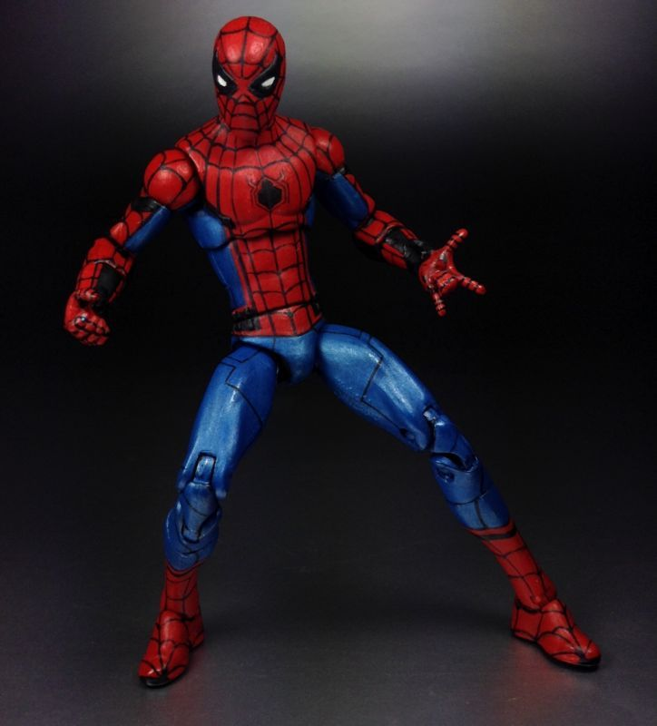 how to make custom marvel universe figures