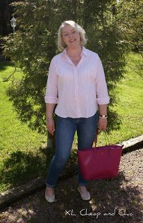 XL Cheap & Chic: Pinkki teemaviikko päivä 1 - Pink theme week day 1...