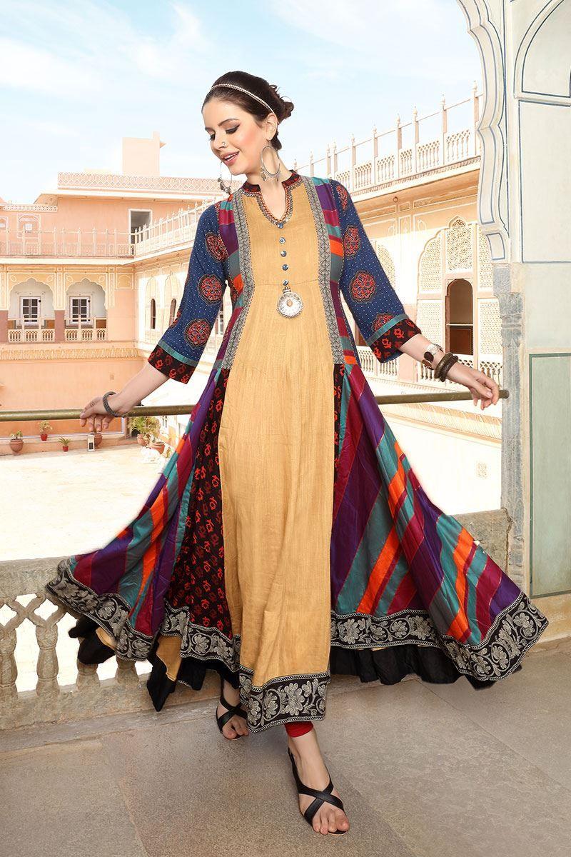 bab8e7f05c Buy designer indian kurtis | Latest kurtis | raj in 2019 | Indian ...
