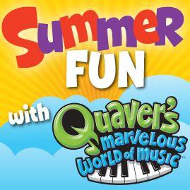 Summer Music Fun with Quaver!