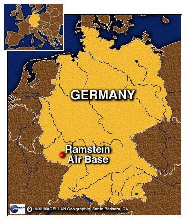 Map Of Germany Ramstein.Ramstein Germany A New International Partner Favorite Places