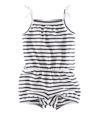 a3e456e73505 H & M Baby Jumpsuit. cutest thing i've ever seen! | {Little Girl ...